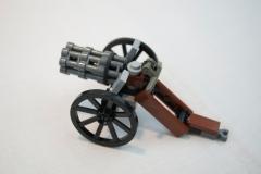 Lego-Gatling