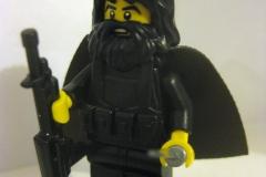 Colonel Corbec - Lego Fantômes de Tanith