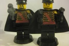 Viktor Hark et Ibram Gaunt - Lego Fantômes de Tanith