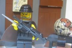 Eclaireur Mc MkVenner - Lego Fantômes de Tanith