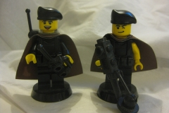 Beltayn et Domor - Lego Fantômes de Tanith