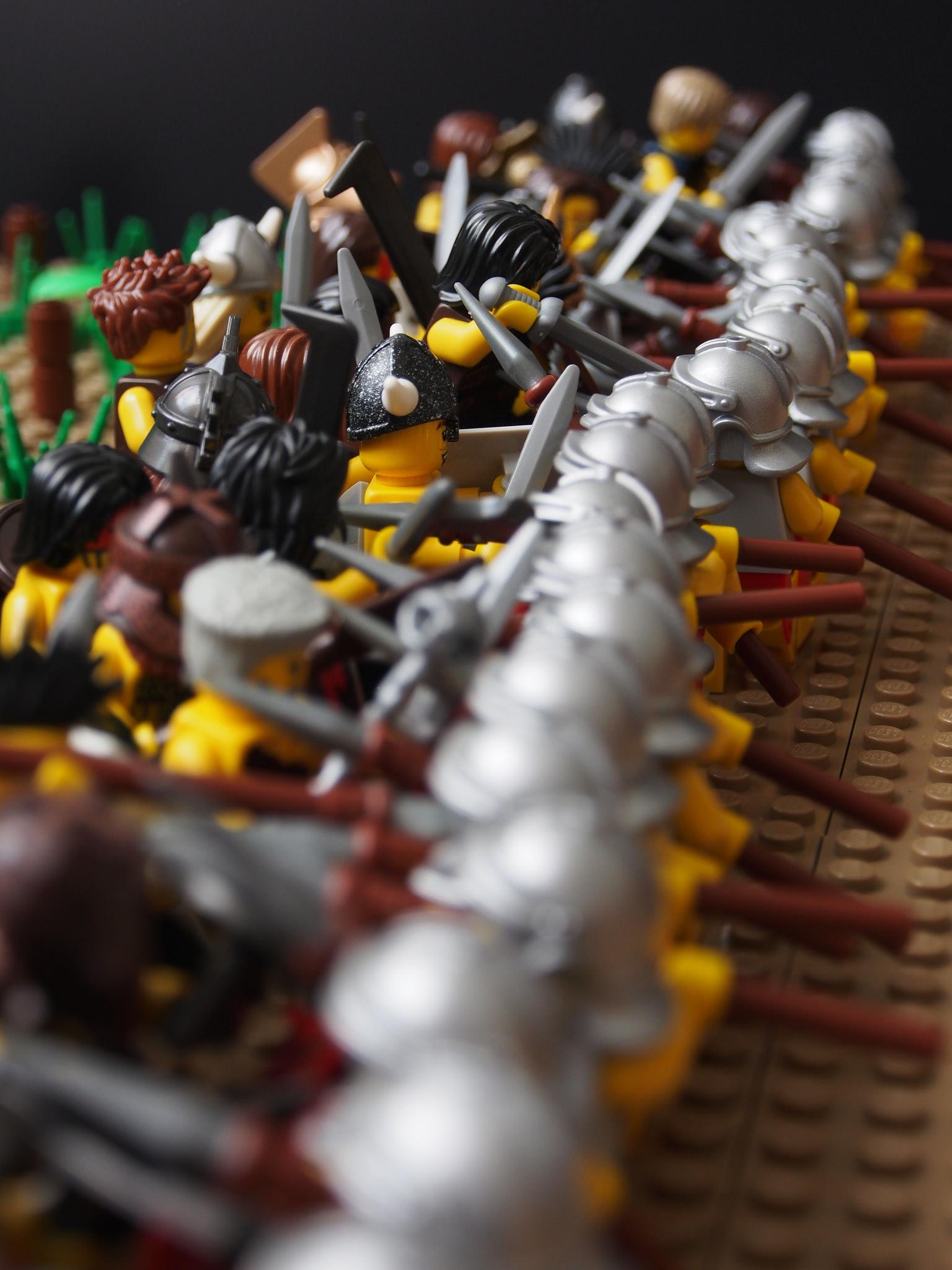 Brickmafia La Passion Des Mocs Legos