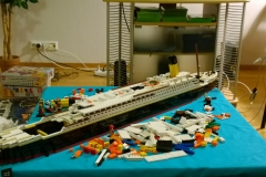 Lego-Titanic-WIP-9