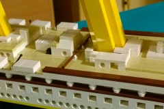 Lego-Titanic-WIP-details