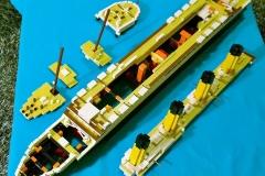 lego-titanic-moc-wip