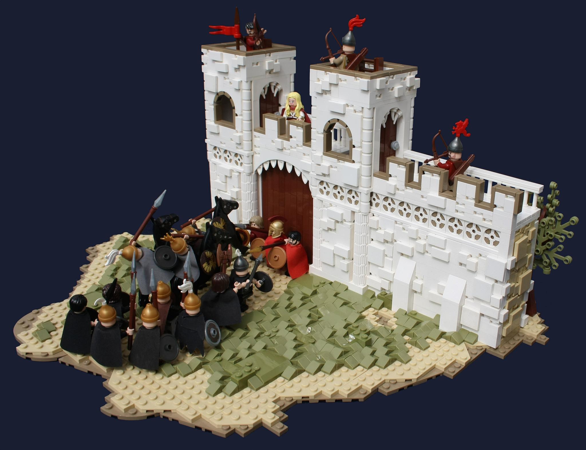 lego guerre de troie