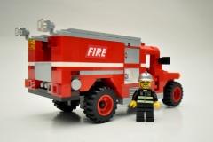 hummer-pompier