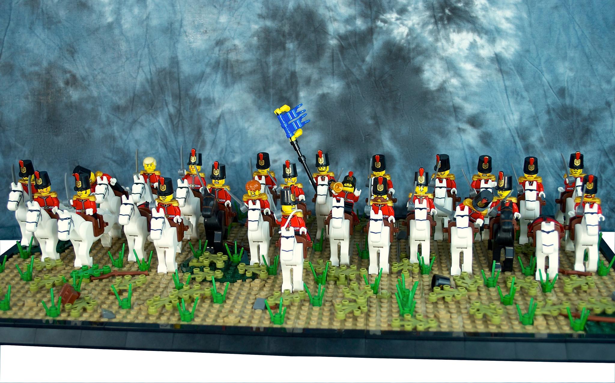 brickmafia vos minifigurines lego moc  custom