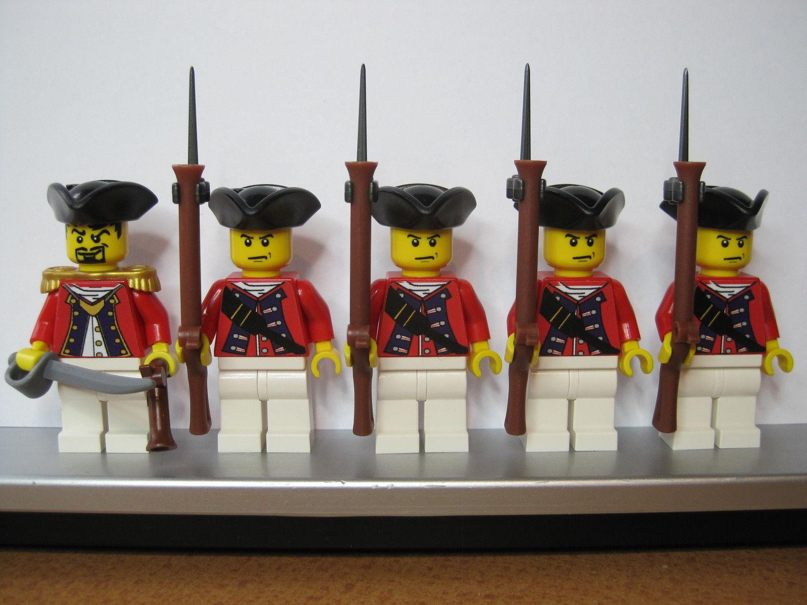 Figurines Lego Guerres Napoléoniennes | BrickMafia