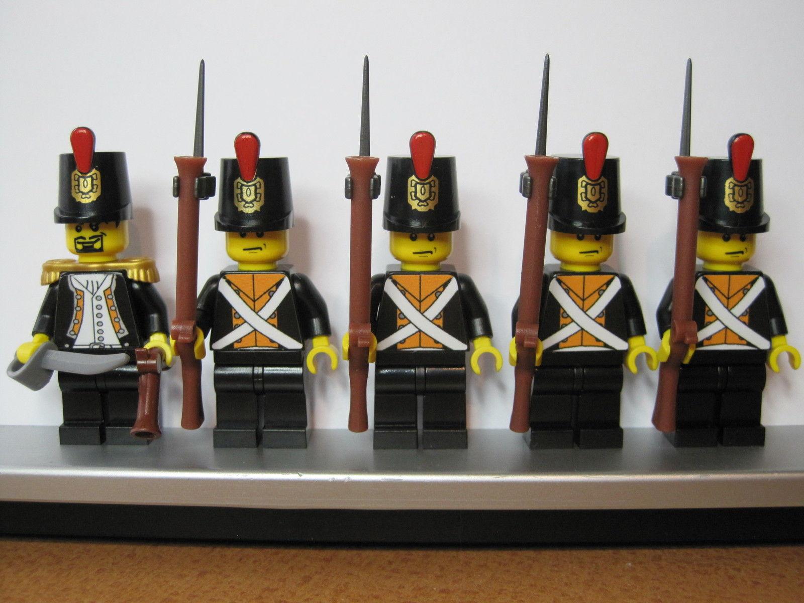 Figurines Lego Guerres Napoléoniennes   BrickMafia