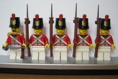 BRITISH GRENADIER Infantry Soldiers