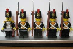 PRUSSIAN GRENADIER Infantry Soldiers