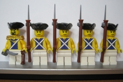 SPANISH FUSILIER Infantry Soldiers