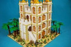 Lego-Arabic-Palace