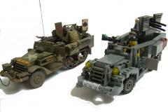 Lego-Half-Track-M16