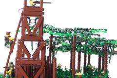 Lego-Vietnam-tour-de-garde-armée-US