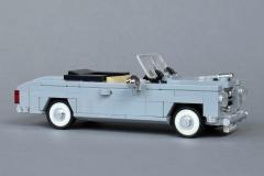 Lego-peugeot-403-décapotable
