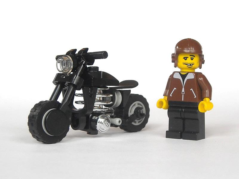 Motos Et American Choppers Lego Brickmafia
