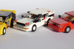 Lego-Audi-Quattro-Collection