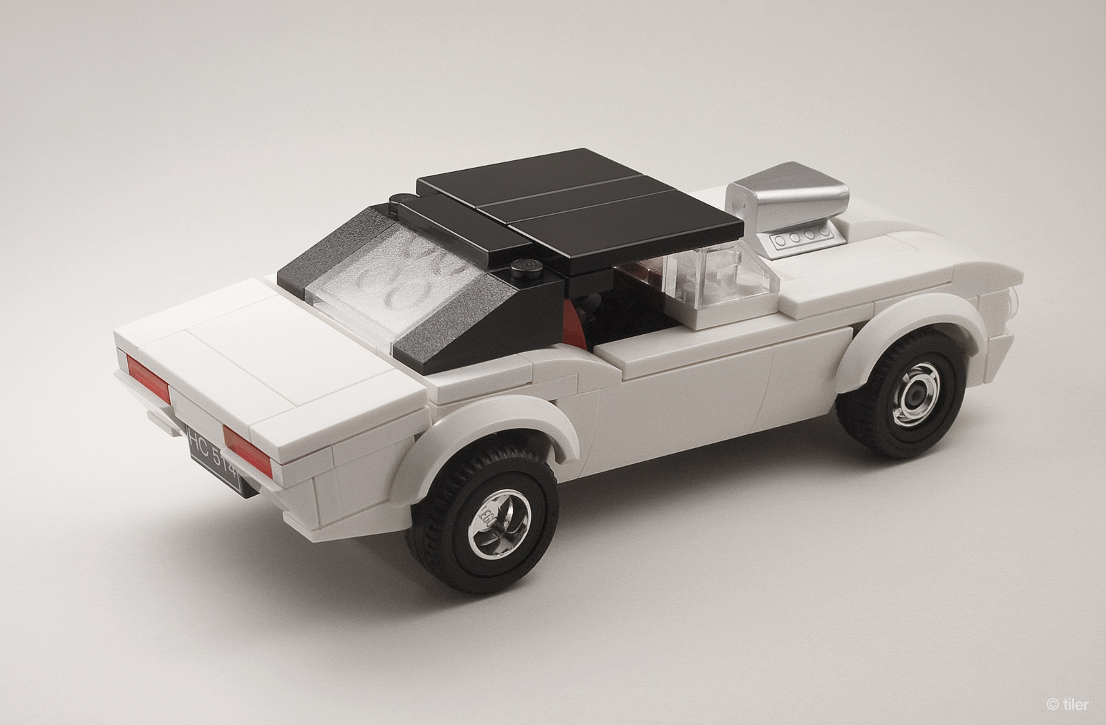 lego muscle car the image kid has it. Black Bedroom Furniture Sets. Home Design Ideas
