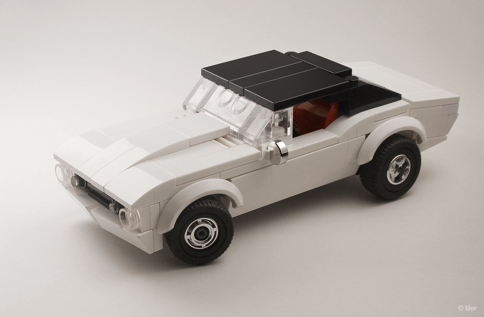lego chevrolet camaro 1968 brickmafia. Black Bedroom Furniture Sets. Home Design Ideas