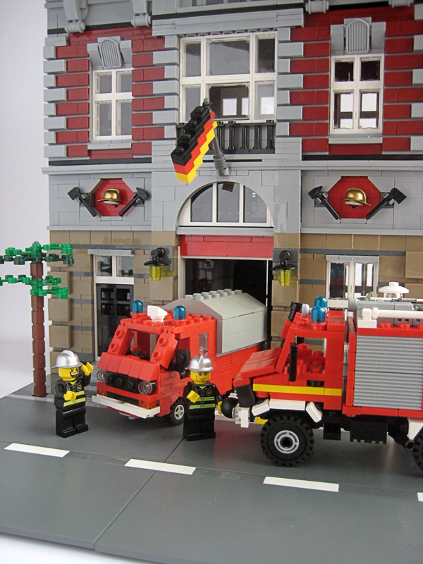 Unimog Pompiers Allemands Lego Brickmafia HD Wallpapers Download free images and photos [musssic.tk]