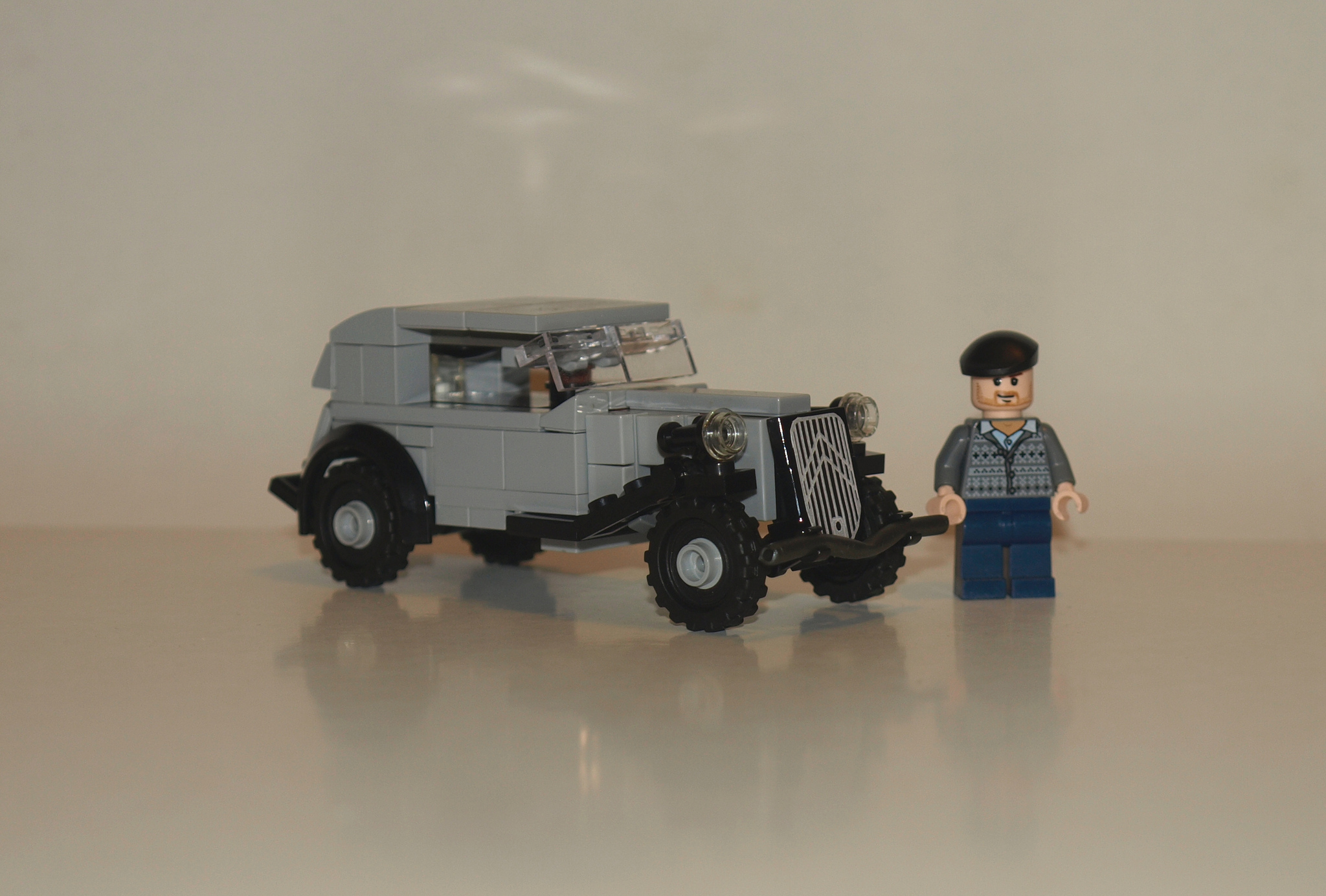 lego citro u00ebn traction avant