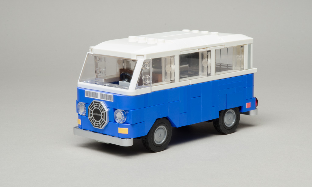 vw volkswagen combi lego brickmafia. Black Bedroom Furniture Sets. Home Design Ideas