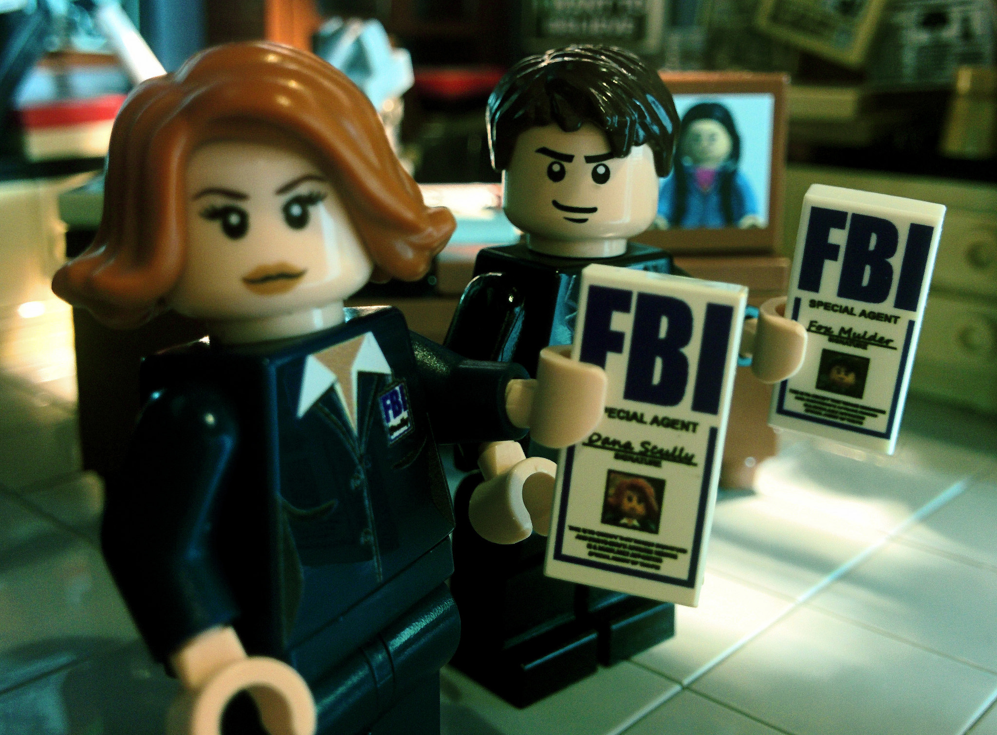 mulder and scully relationship in i want to believe meme