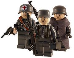 Lego Soldat Wehrmacht