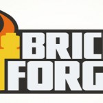 Logo Brickforge pièces Lego Custom
