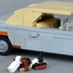 Peugeot 403 – Columbo – Lego