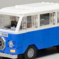 VW – Volkswagen Combi – Lego