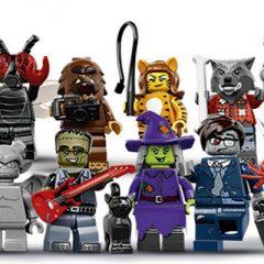 Minifigurines Lego – Série 14 – Les Monstres