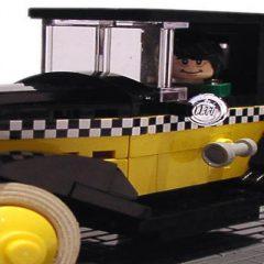 Lego Gaston Lagaffe – Fiat 509