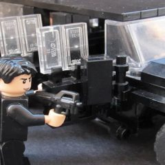 Lego Instructions – SUV – By Andrew Somers
