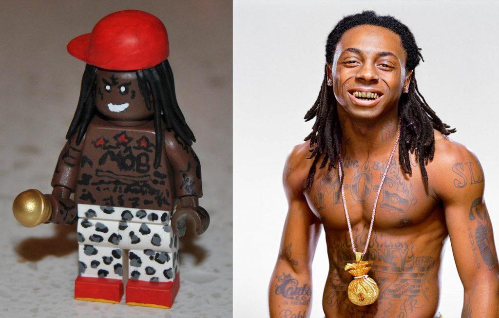 Lego Lil Wayne