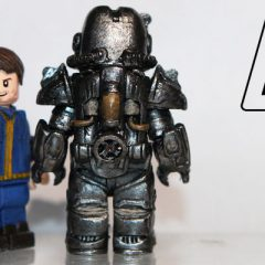 Lego Fallout 4 by Sander