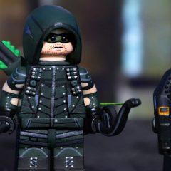 Lego Arrow by MGF Customs